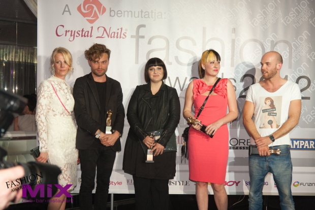 fashion awards 2012 MIX