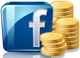 facebook pénz