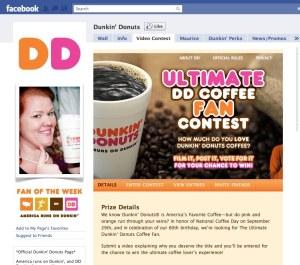 Facebook kampány rajongói oldal