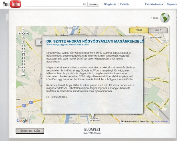 dr.Szinte- google adwords sikerstory