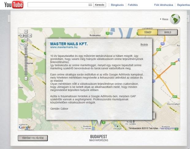 masternails sikerstory google adwords