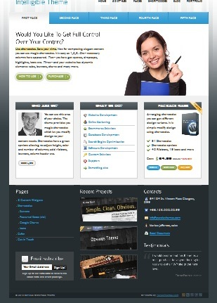 weboldal wordpress template - -profionline.hu