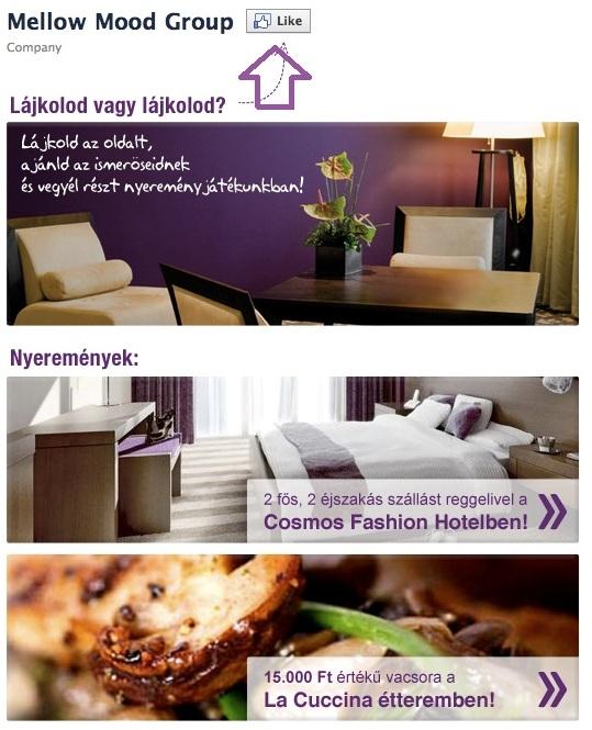 facebook.com/mellowmoodhotels