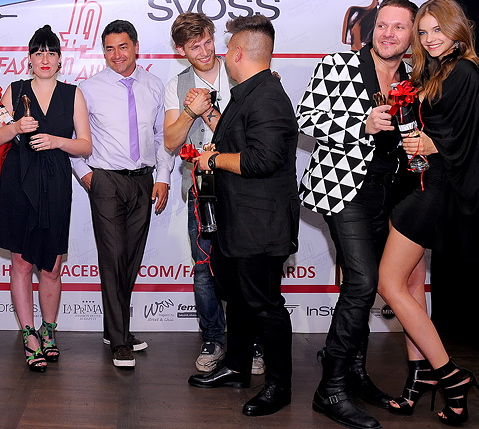 Fashion Awards Hungary the best hungarian fashion workers