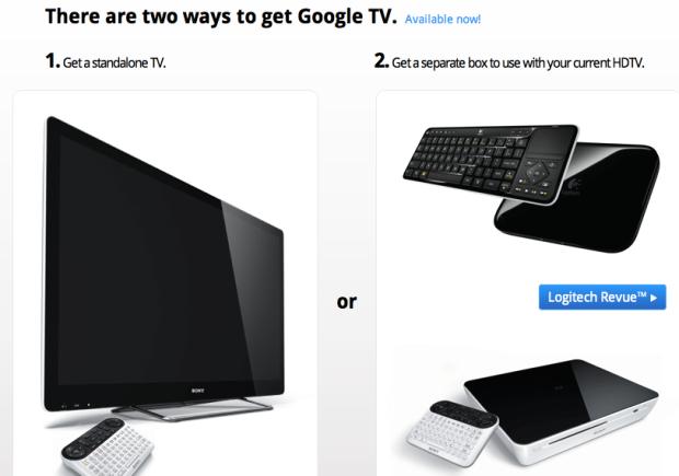 Google Tv online Tv