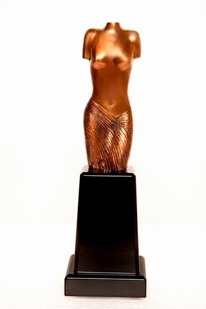 fashion awards szobor 2012