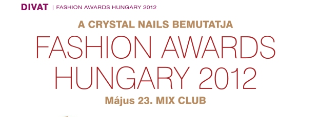 fashion awards 2012 crystal nails