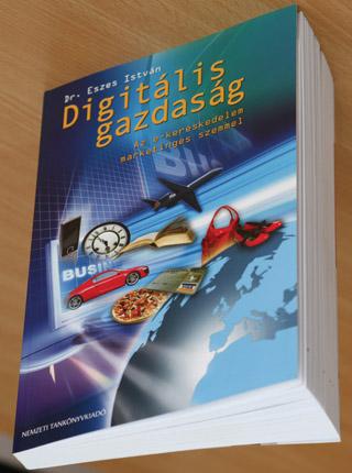 Eszes István Digitális Gazdaság, Lektorálta Nebojsa