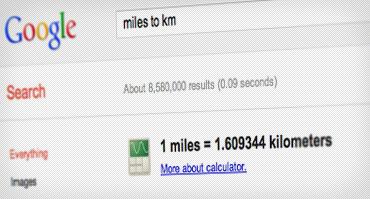 google számolás