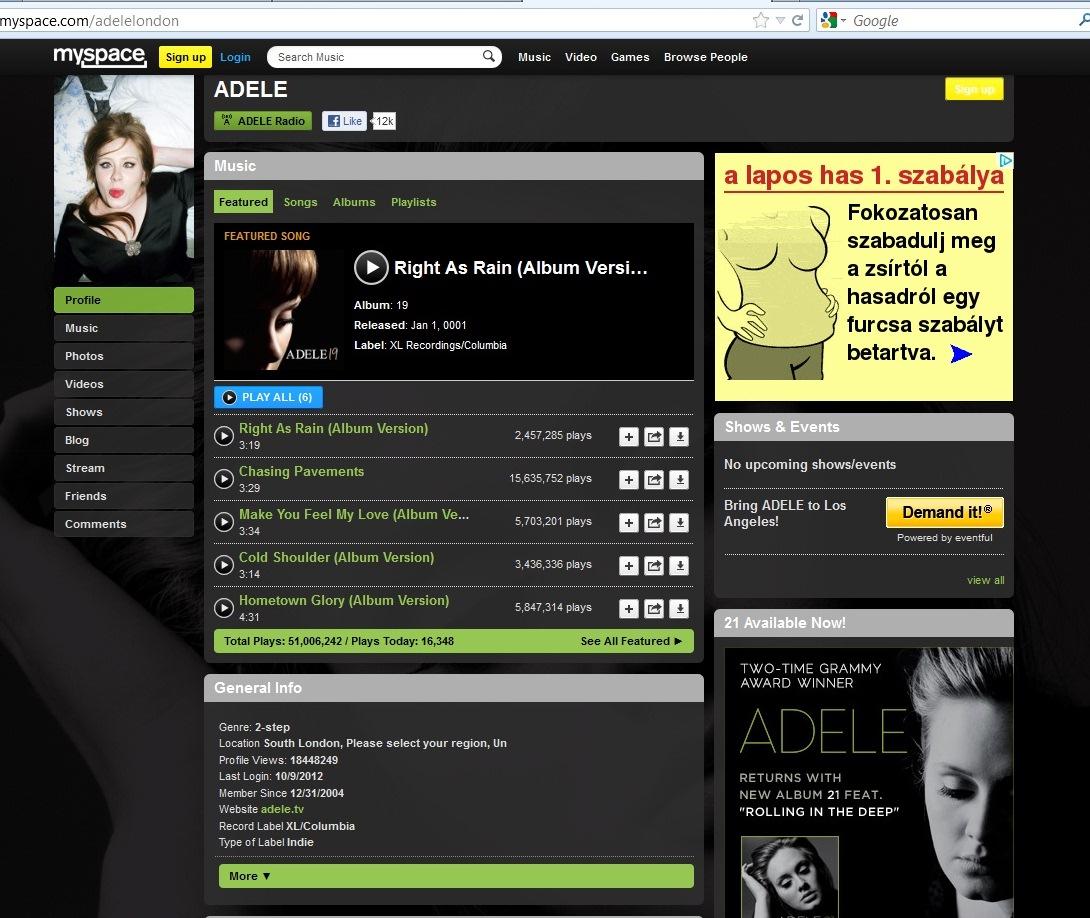 adele-myspace-szinte.wordpress.com