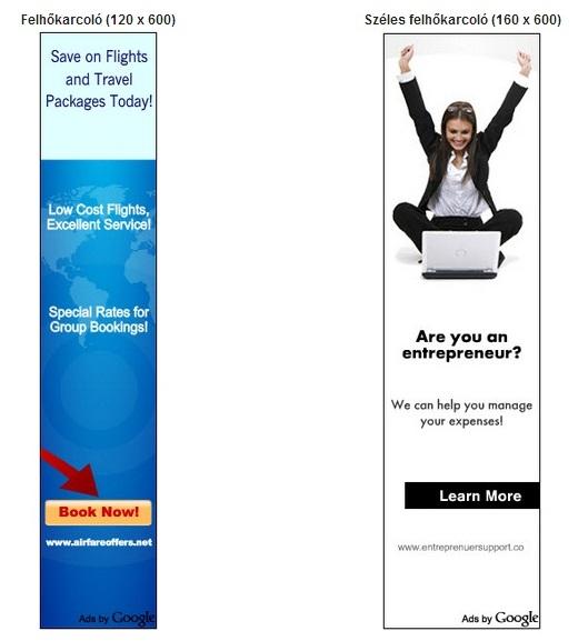 Szinte Loránd Online Marketing szakértő - adsense