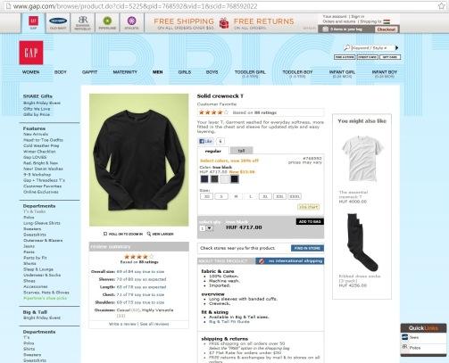 gap Szinte Loránd online marketing tanácsadó