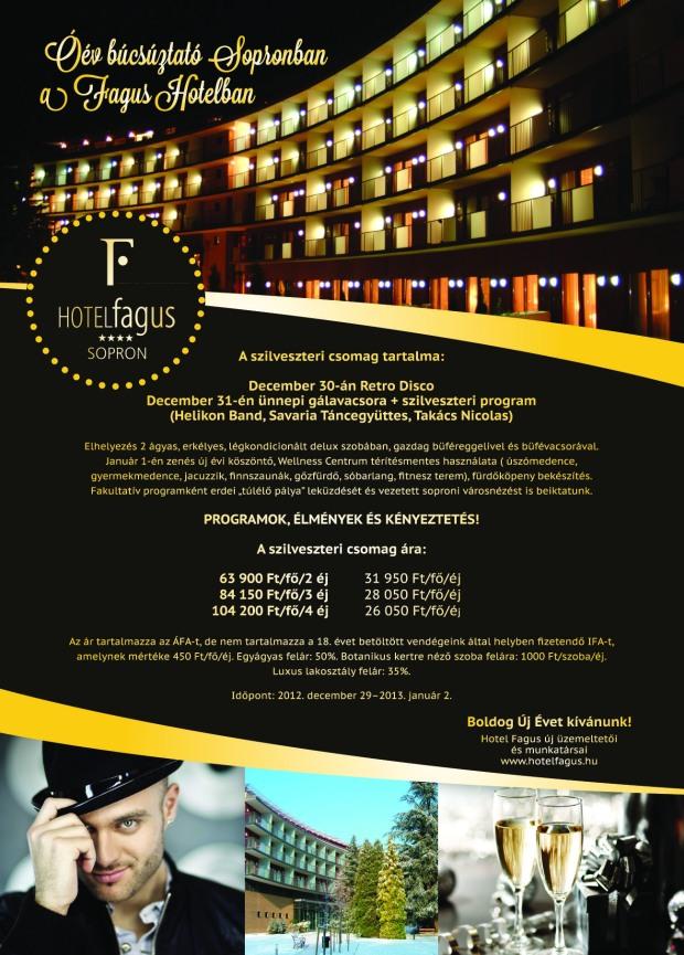 Hotel Fagus Szilveszter 2013