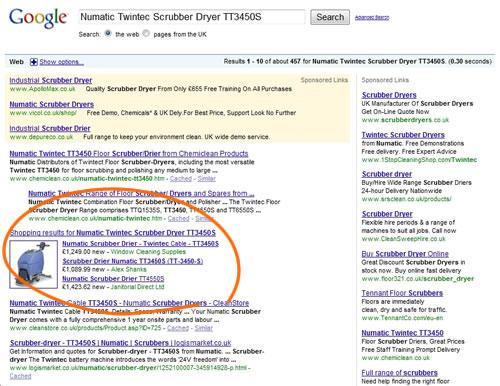 google-base-shopping-results