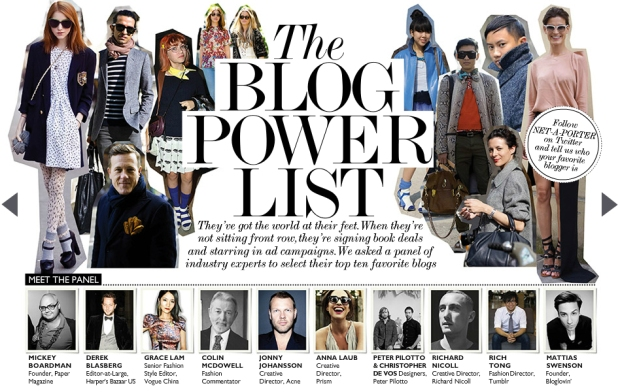 A legjobb blogger