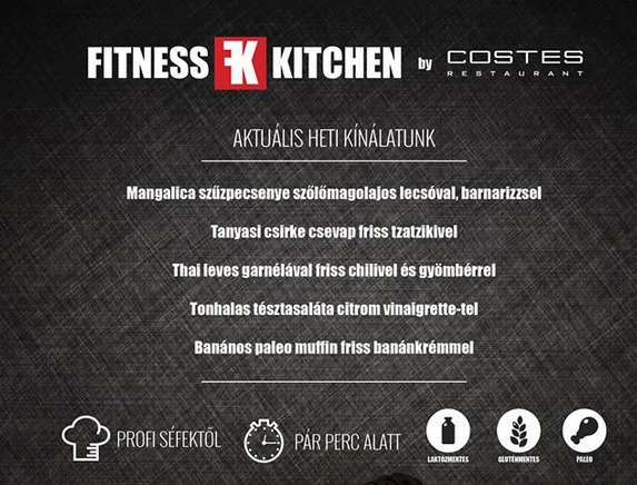 Fitness Ételek Fitness Kitchen