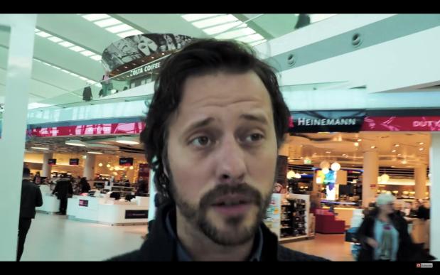 Youtube-er Blogger, újságíró Magyarósi Csaba