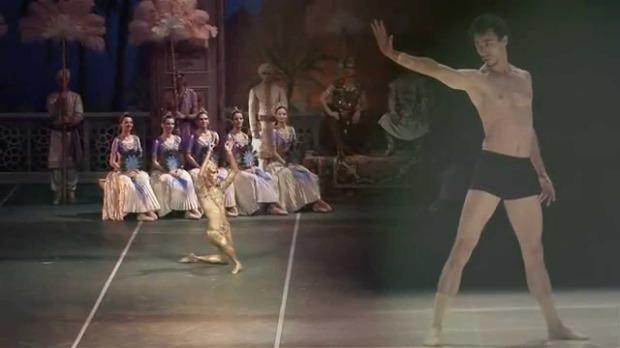 Kerényi Miklós Dávid táncművész
