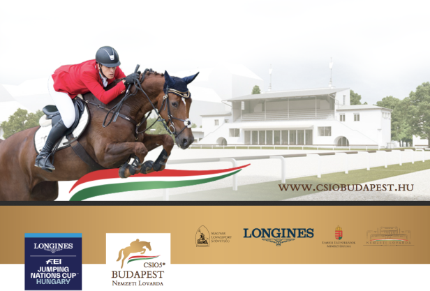 Longines FEI National Cup